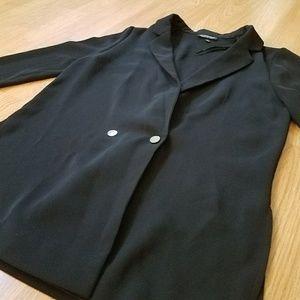 Topshop Ava Double Breasted jacket blazer
